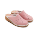 Gunilla 901 Pink Buffalo Leather