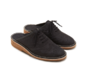 Brogues Mats Theselius Black Nubuck
