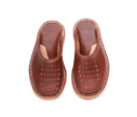 Karl/Astrid Brown Slip-on shoes