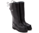 Beak Boots High Black - Without lining