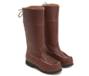 Beak Boots High Brown - Without lining